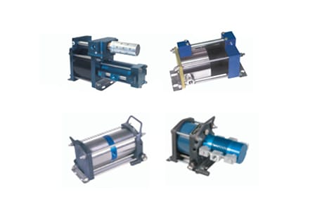 Air Pressure Amplifiers