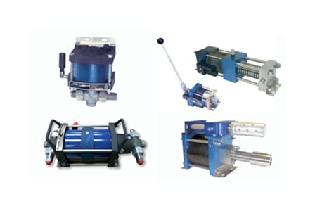 Liquid Pumps (Air or Gas Driven)
